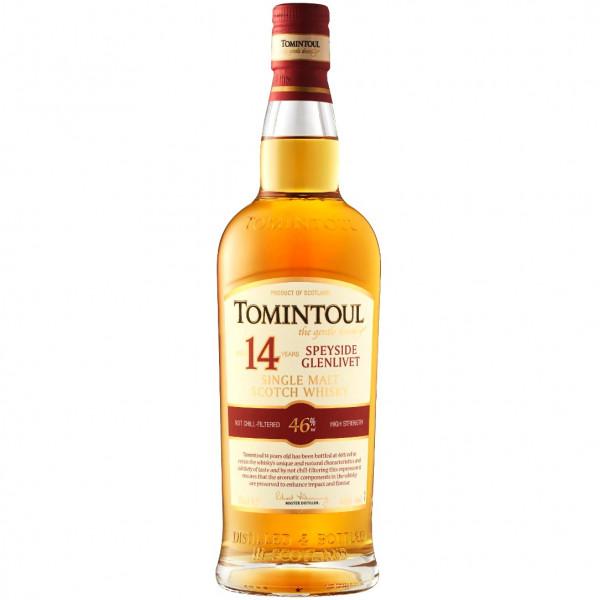 Tomintoul, 14 Y