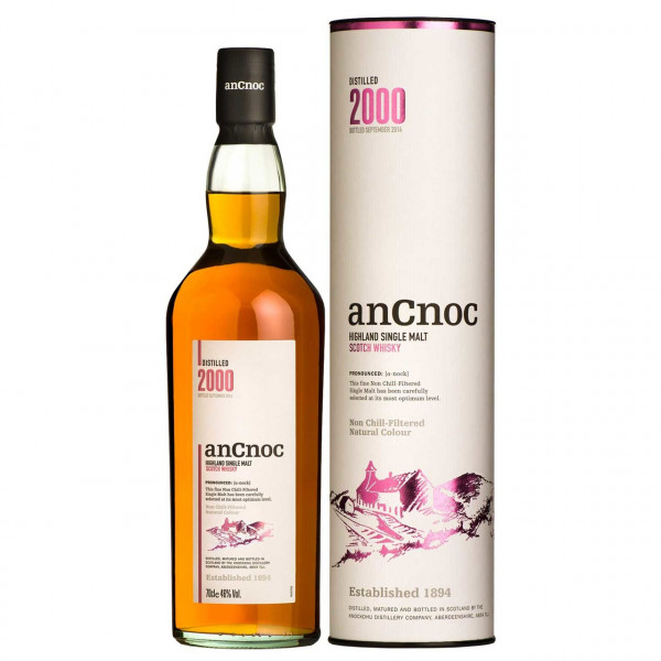 AnCnoc - Vintage 2000