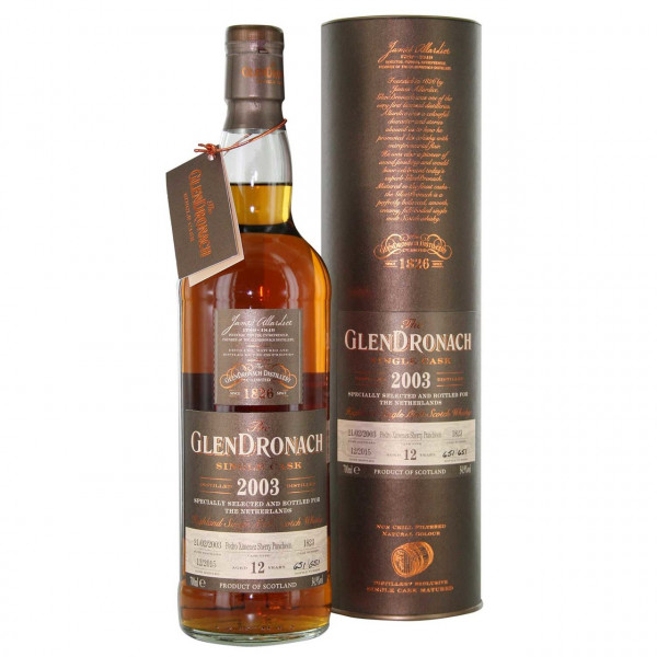 Glendronach, 12 Y - SC 1823 PX