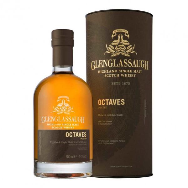 Glenglassaugh - Octaves Peated