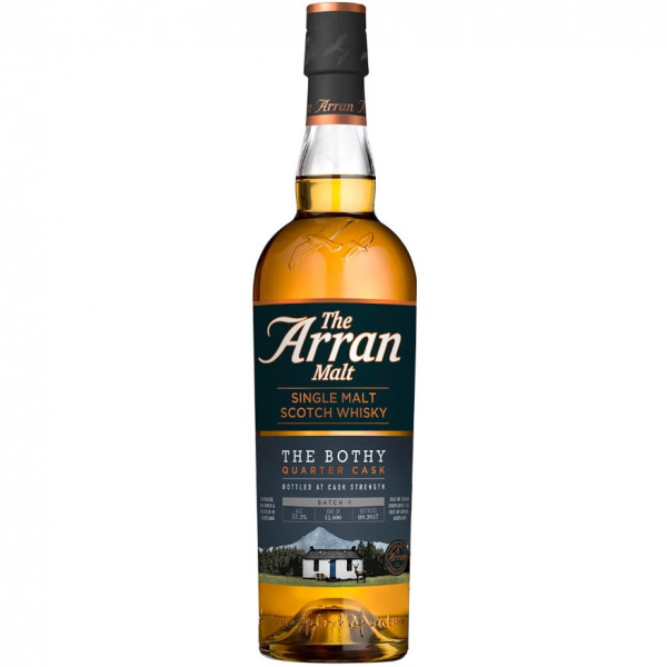 Arran - Quarter Cask 'The Bothy' batch 4