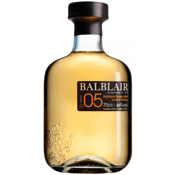 Balblair - 2005 Vintage