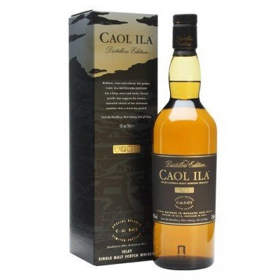 Caol Ila, 12 Y - Distillers Edition 2001/2013
