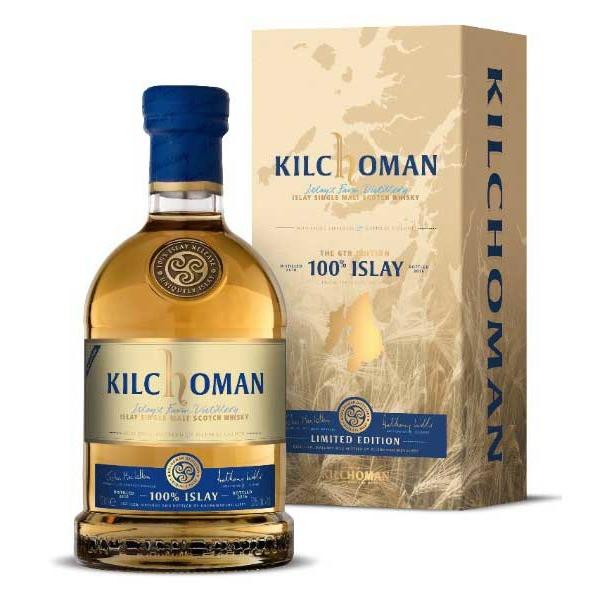 Kilchoman - 6th edition 100% Islay
