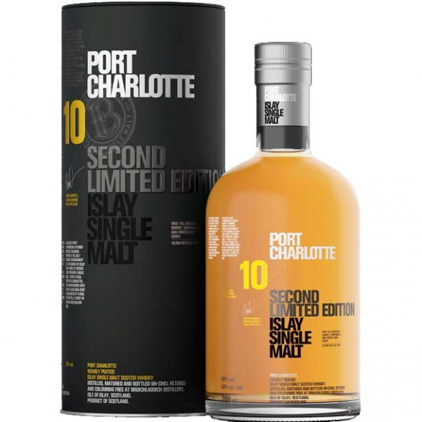 Port Charlotte, 10 Y - Second Edition