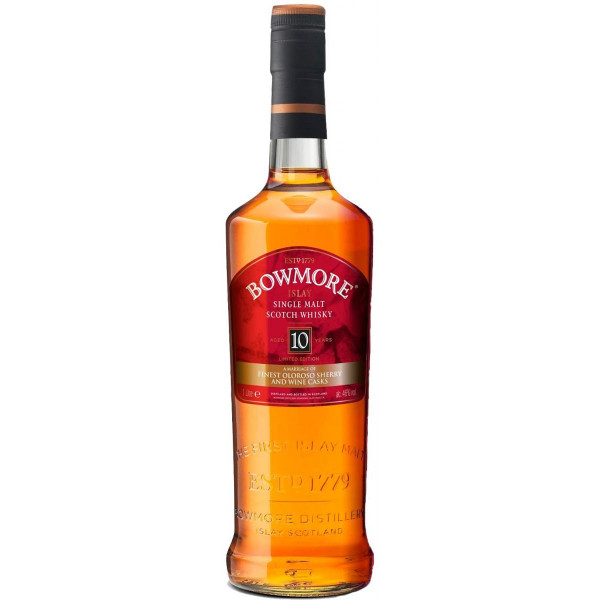 Bowmore, 10 Y - Inspired by Devil's Cask