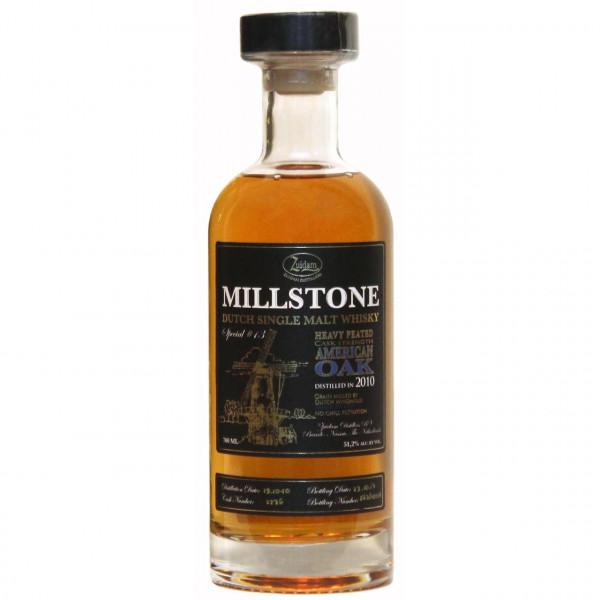 Millstone, 7 Y - Heavy Peated American Oak