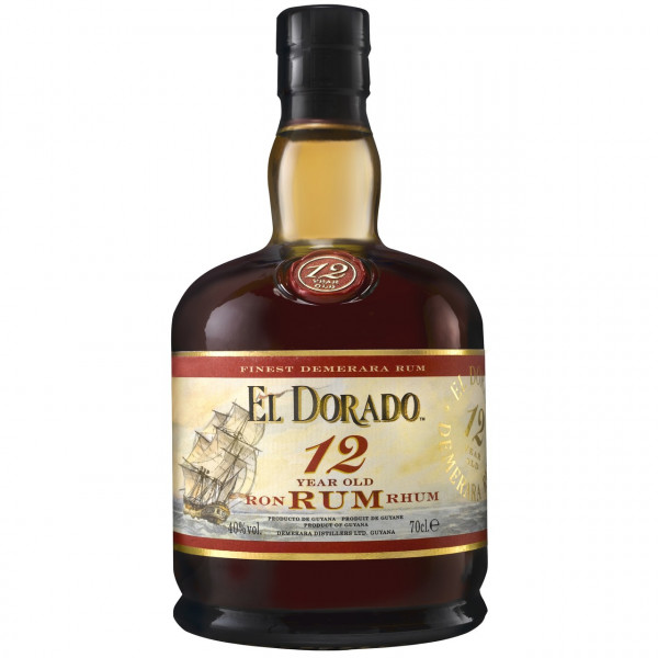 El Dorado, 12 Y