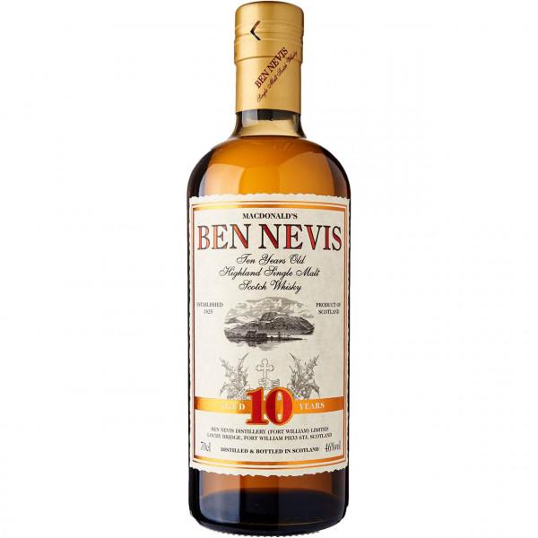 Ben Nevis, 10 Y