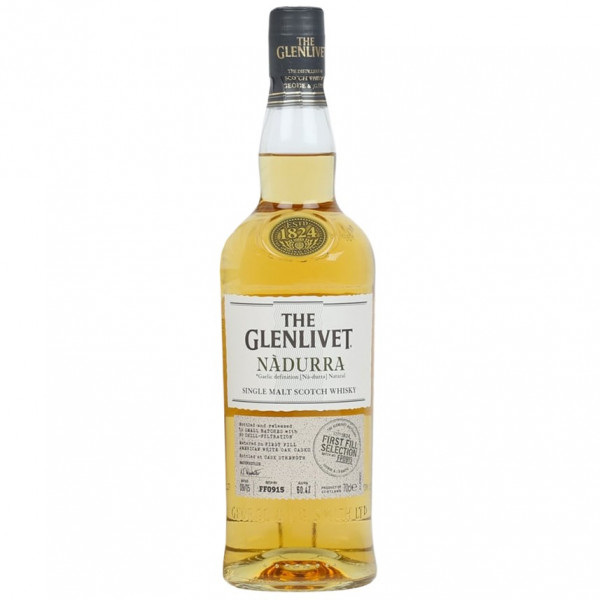 Glenlivet - Nadurra First Fill Batch