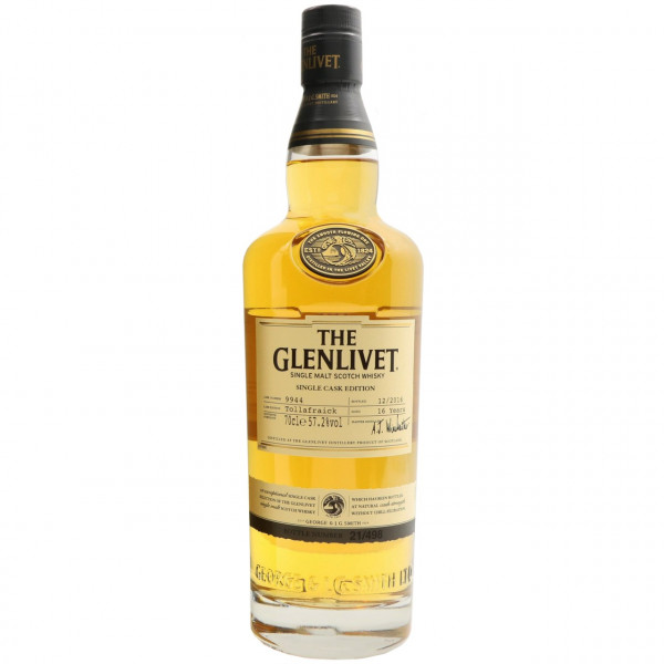 Glenlivet, 16 Y - Single Cask Tollafraick