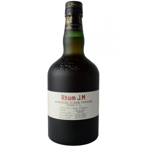 Rhum J.M. - Cognac Cask Finish