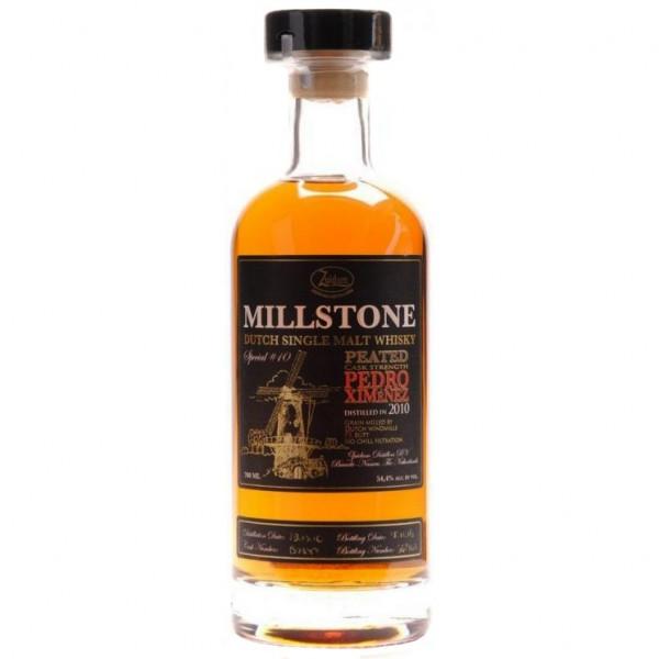 Millstone - Peated American Oak Moscatel
