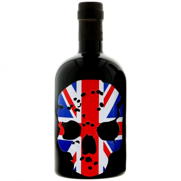 Ghost Vodka - Union Jack Edition