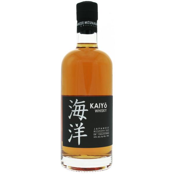 Kaiyo - Mizunara Oak