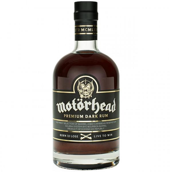 Motörhead - Premium Dark Rum