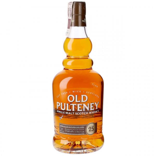 Old Pulteney, 25 Y