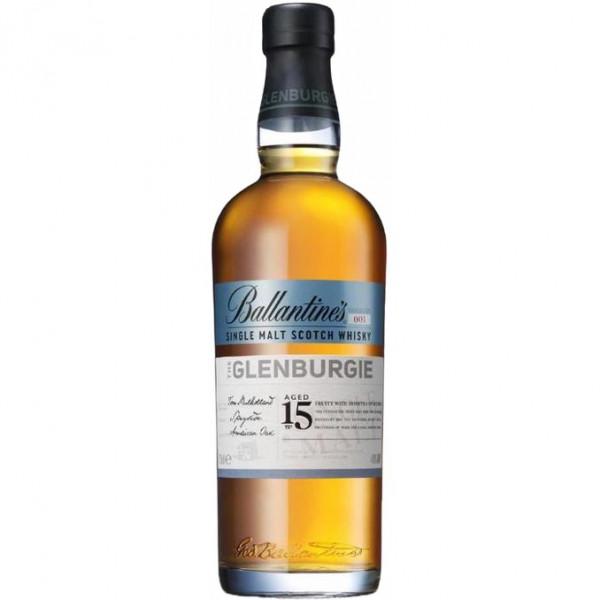 Glenburgie, 15 Y - Ballantines Series 001