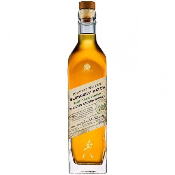 Johnnie Walker - Rum Cask Finish