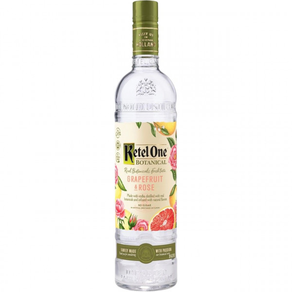 Ketel One - Botanical Grapefruit & Rose