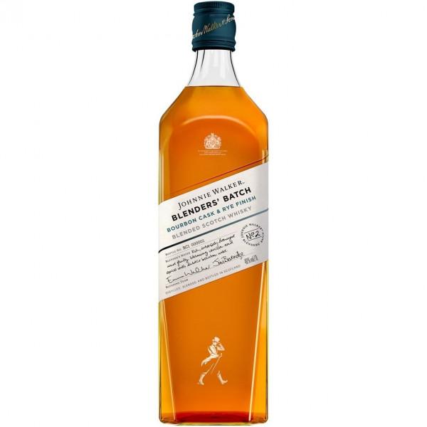 Johnnie Walker - Bourbon Cask & Rye Finish