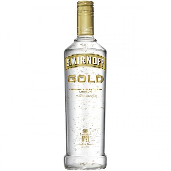Smirnoff - Gold