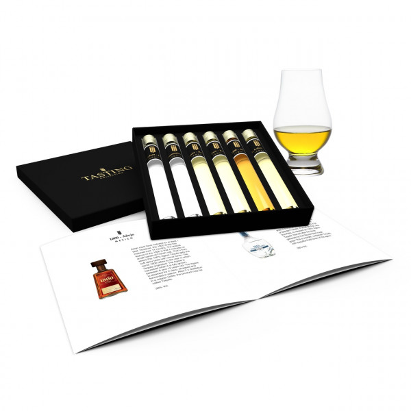 Tequila Tasting Collection in gift box 6.2
