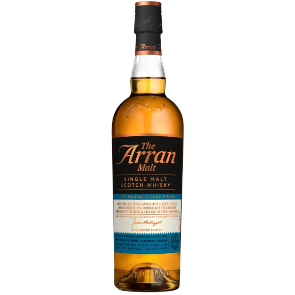 Arran - Marsala Cask Finish