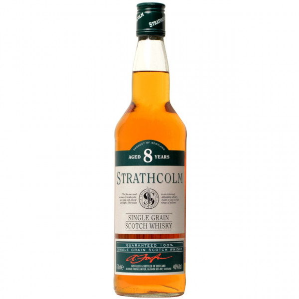 Strathcolm, 8 Y