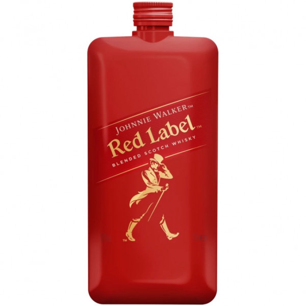 Johnnie Walker - Red Label, Pocket Scotch