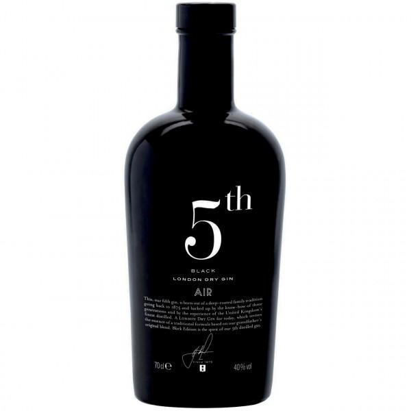5th Gin -  Black Air