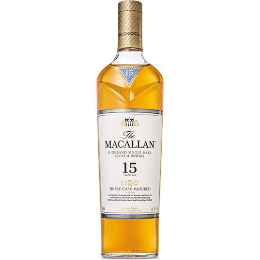 Macallan, 15 Y - Triple Cask Matured