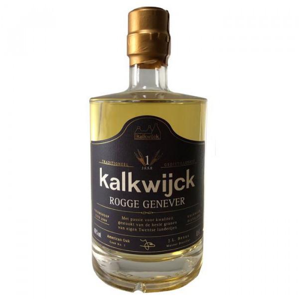 Kalkwijck - Rogge Jenever