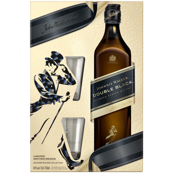 Johnnie Walker - Double Black Gift Pack