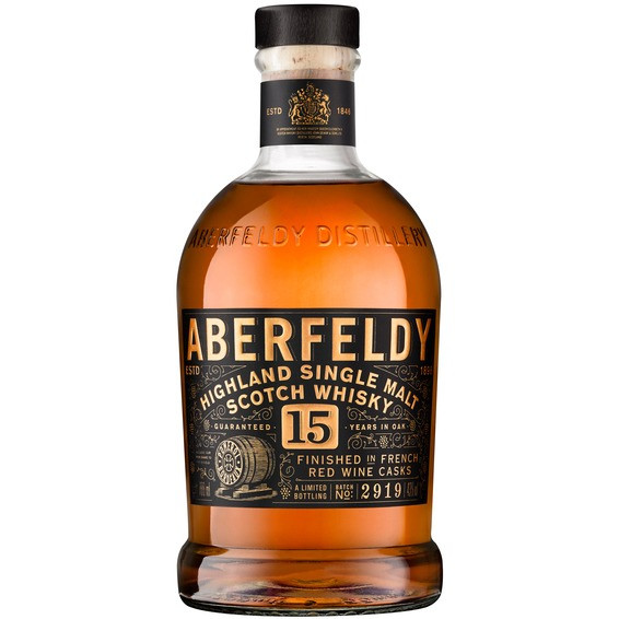 Aberfeldy, 15 Y - Limited Bottling