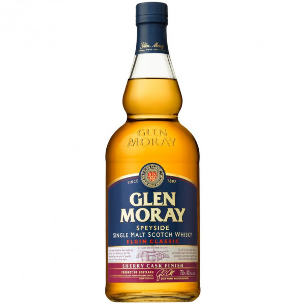 Glen Moray - Elgin Classic, Sherry Cask Finish