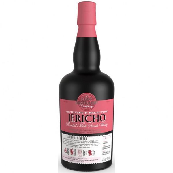 Lost Distillery - Jericho Archivist