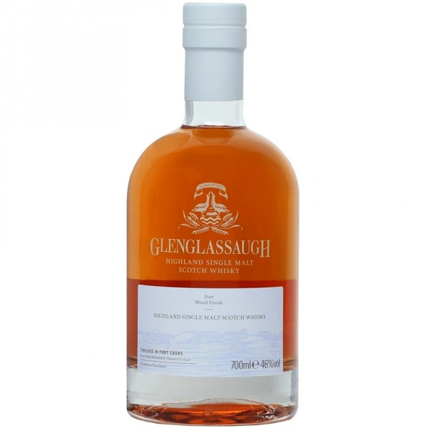 Glenglassaugh - Port Wood Finish