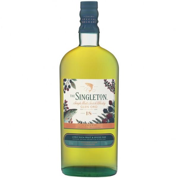 Singleton Glen Ord, 18 Y - Special Release