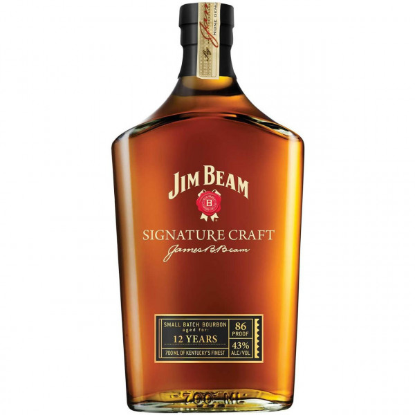 Jim Beam, 12 Y - Signature Craft