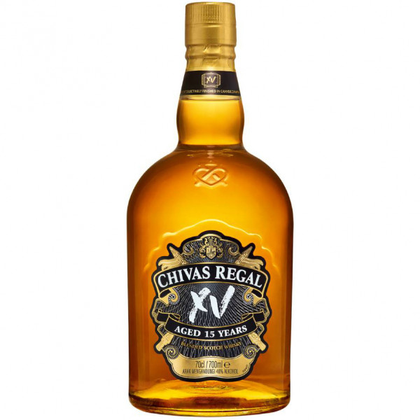 Chivas Regal, 15 Y - XV