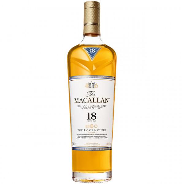 Macallan, 18 Y - Triple Cask Matured