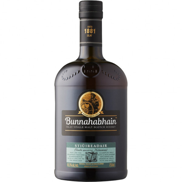 Bunnahabhain - Stiùireadair