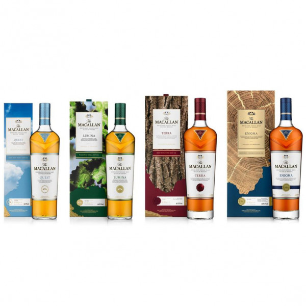 Macallan - Quest Collection
