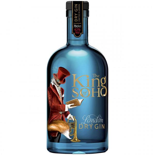 King of Soho - London Dry Gin