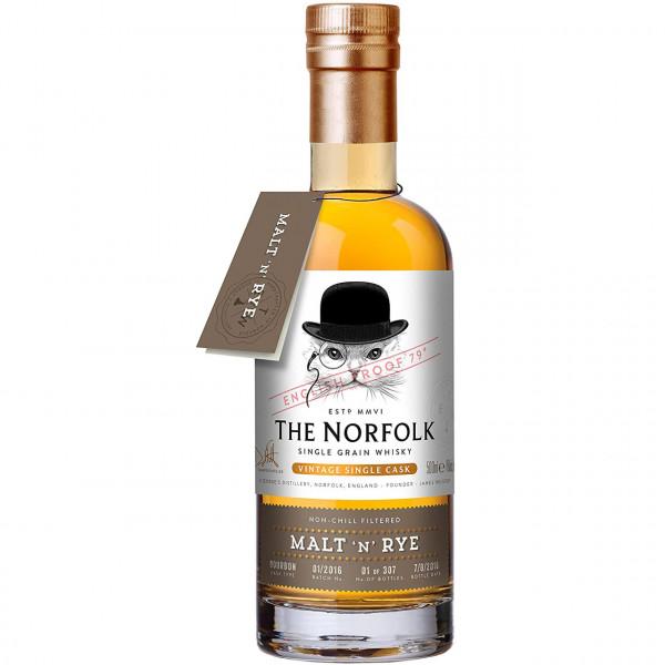 The Norfolk - Malt 'n' Rye