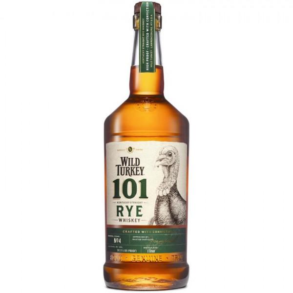 Wild Turkey - 101 RYE