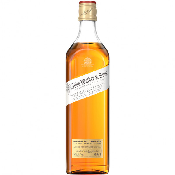 Johnnie Walker - Celebratory Blend