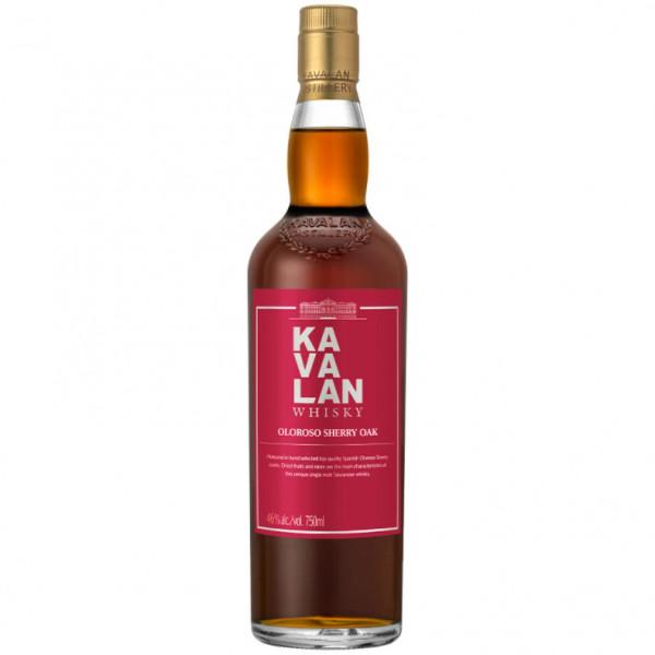 Kavalan - Oloroso Sherry Oak Matured