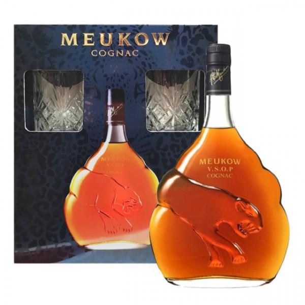 Meukow - VSOP Gift-Pack